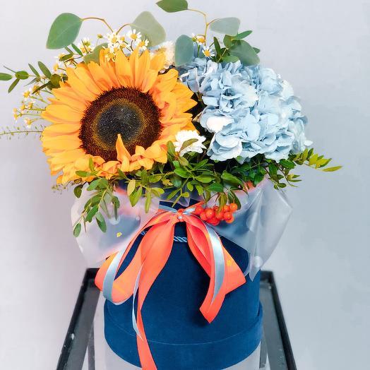 Композиция Сочный День: букеты цветов на заказ Flowwow