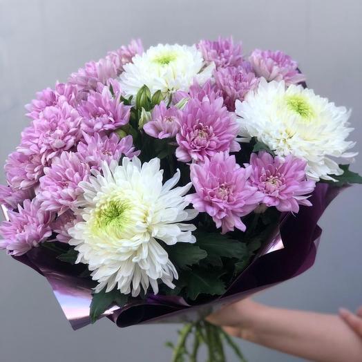 Пышный букет 💕💕: букеты цветов на заказ Flowwow