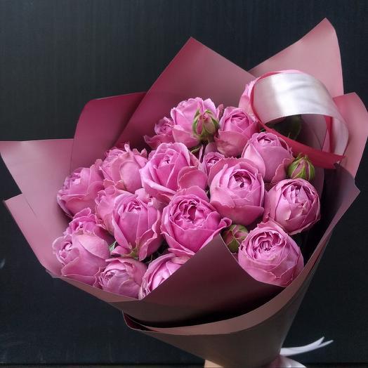 Mystery: букеты цветов на заказ Flowwow