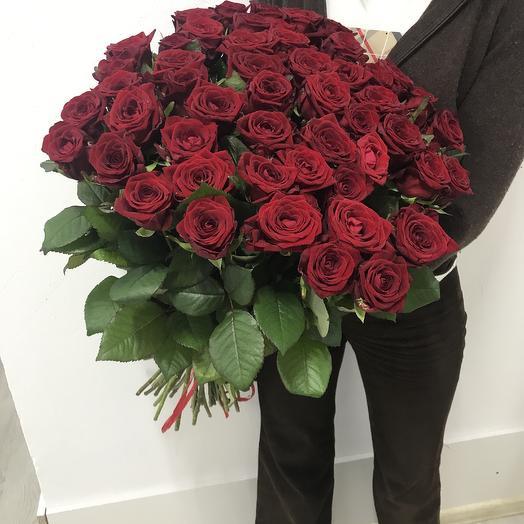 Букет страсти: букеты цветов на заказ Flowwow