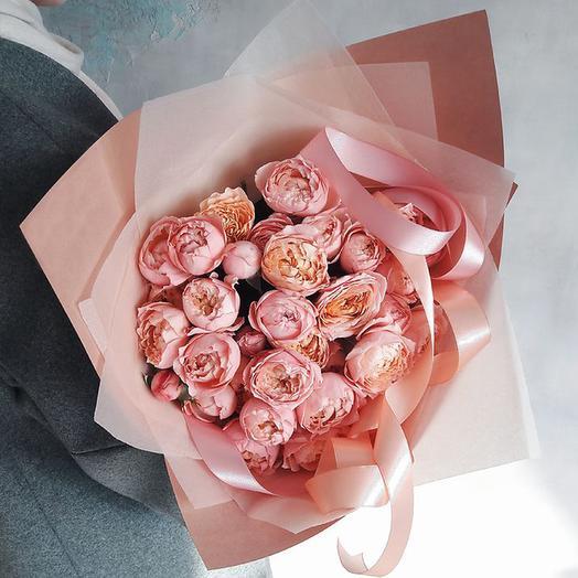 """Букет """"Джульетта"""" Small: букеты цветов на заказ Flowwow"""