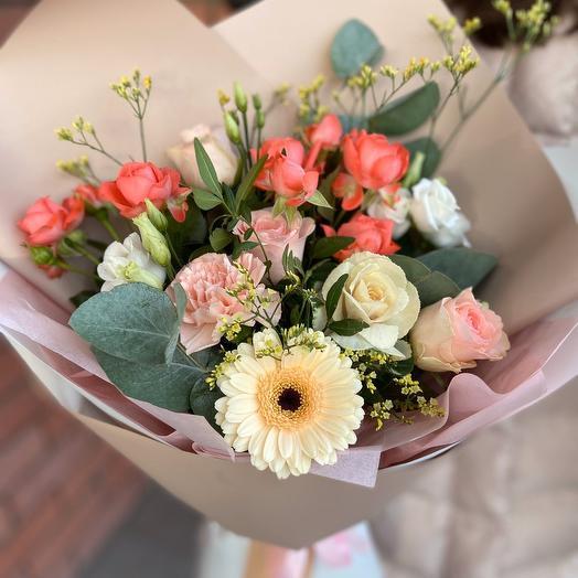 Облако любви💗: букеты цветов на заказ Flowwow