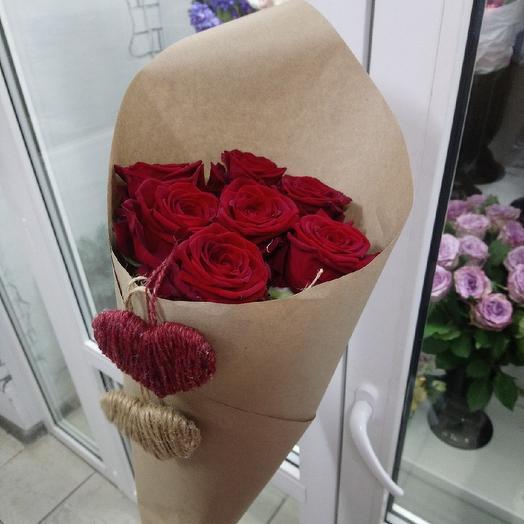 Букет 29: букеты цветов на заказ Flowwow