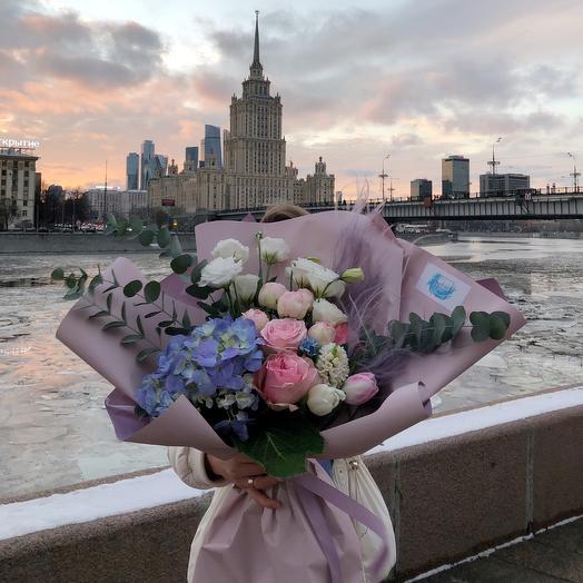 🌾: букеты цветов на заказ Flowwow