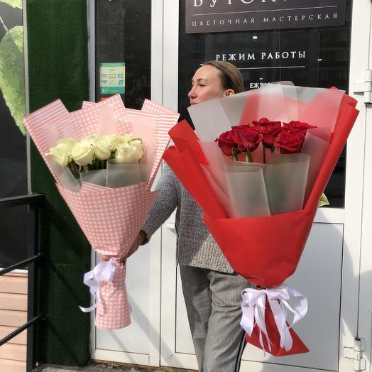 Надия: букеты цветов на заказ Flowwow