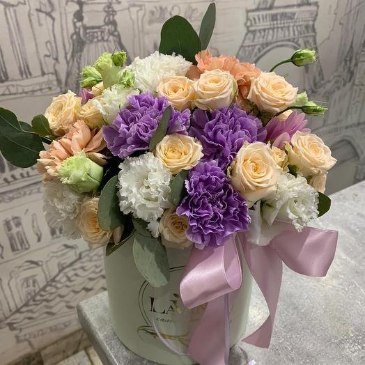 Цветы в Коробке 901