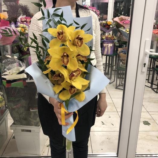 Букет Орхидея 3: букеты цветов на заказ Flowwow