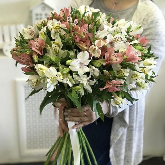 Безграничная радость: букеты цветов на заказ Flowwow