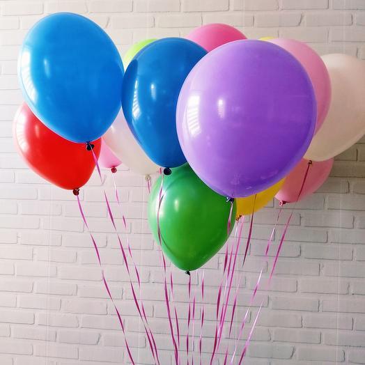 """Воздушные шары """"Праздничное настроение"""""""