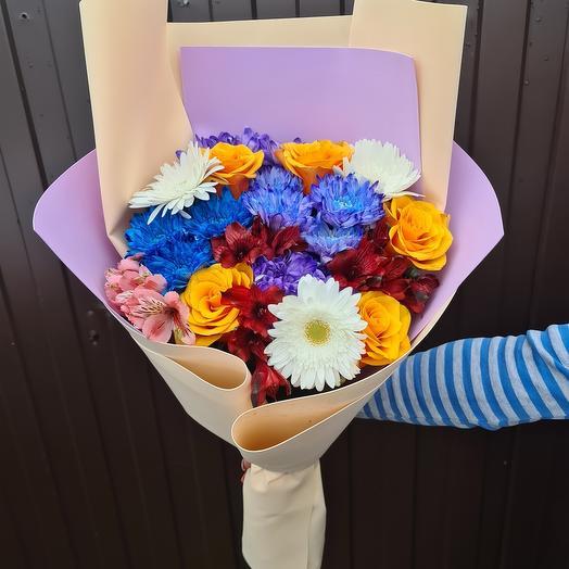 Микс цветов