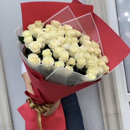 55 giant roses