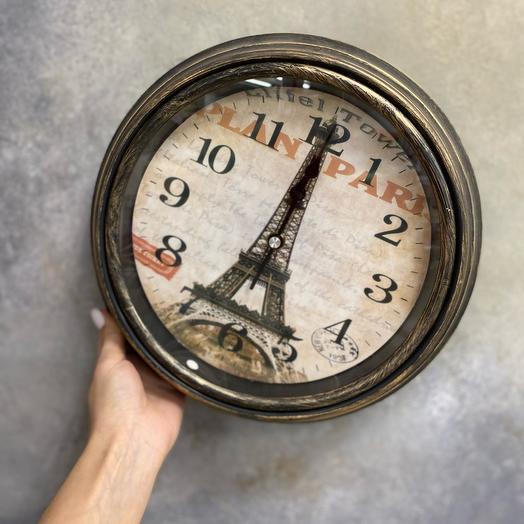 Часы «Париж»