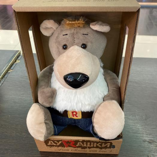 Мягкая игрушка Дурашки