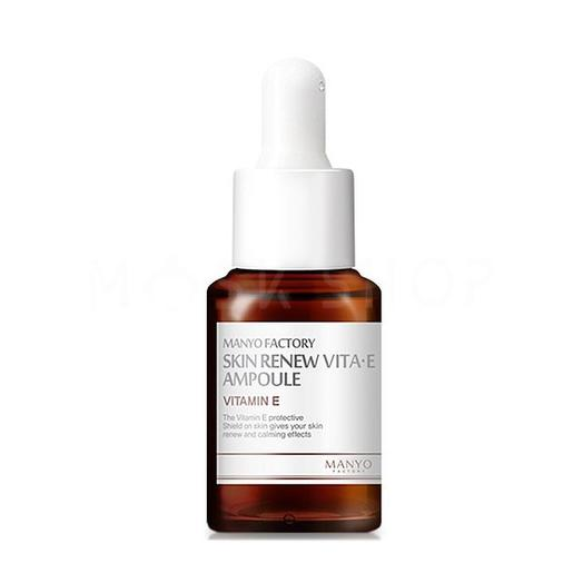 Сыворотка с витамином Е MANYO Factory Skin Renew VITA·E Ampoule