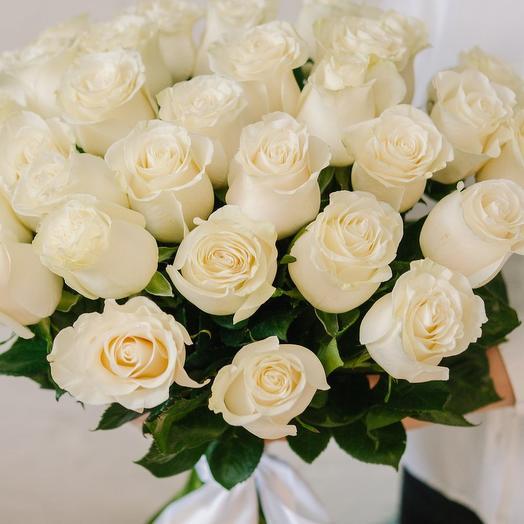 """Букет из 51 розы  """"Мондиаль """""""
