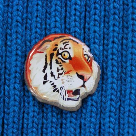 Патч «Тигр»