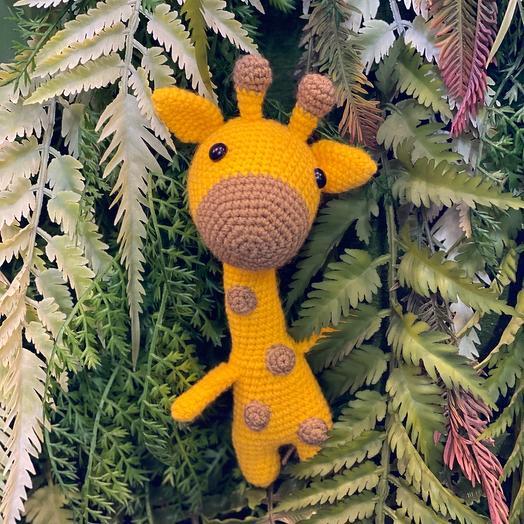 Жираф 🦒 ручной работы