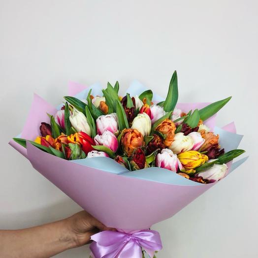 Тюльпаны микс 51