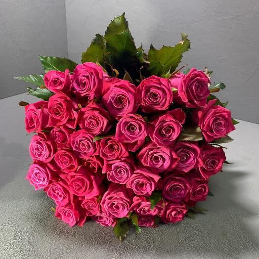 Букет из 35 роз