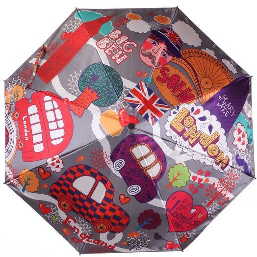 Зонт женский складной 013-043
