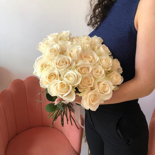 Роза импортная 25 шт
