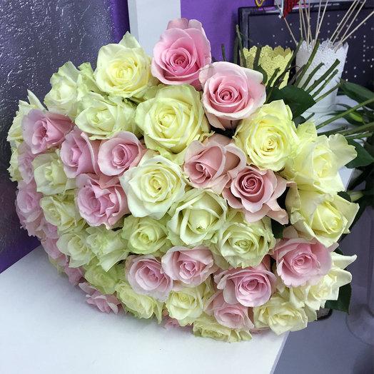 Букет Бэтси: букеты цветов на заказ Flowwow