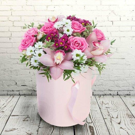 Акватория: букеты цветов на заказ Flowwow