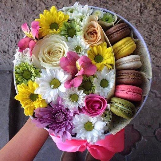 Милаш: букеты цветов на заказ Flowwow