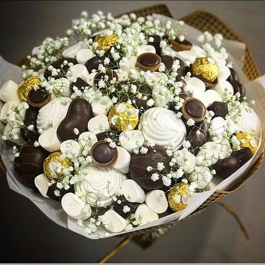 Сладкий букет : букеты цветов на заказ Flowwow