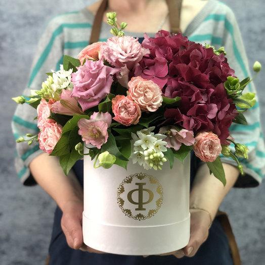 От всего сердца : букеты цветов на заказ Flowwow