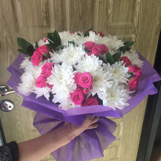 Сборный 1: букеты цветов на заказ Flowwow