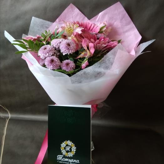 Кристина: букеты цветов на заказ Flowwow