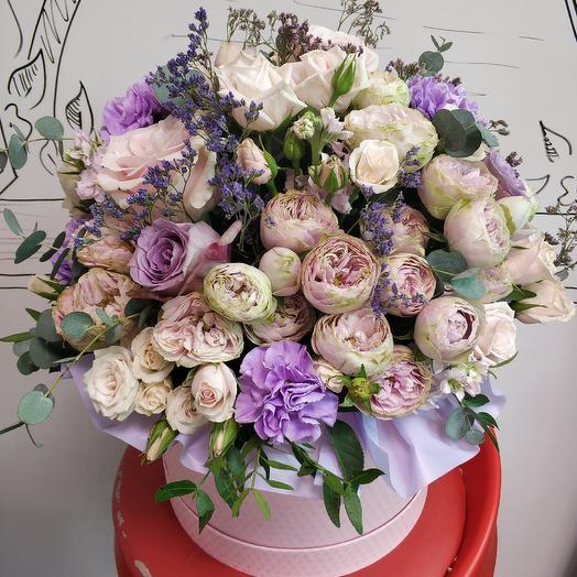 Букет для особенной: букеты цветов на заказ Flowwow