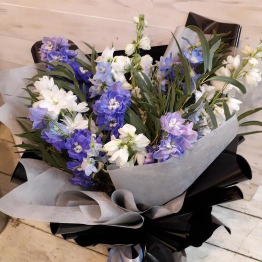 Для нежной: букеты цветов на заказ Flowwow