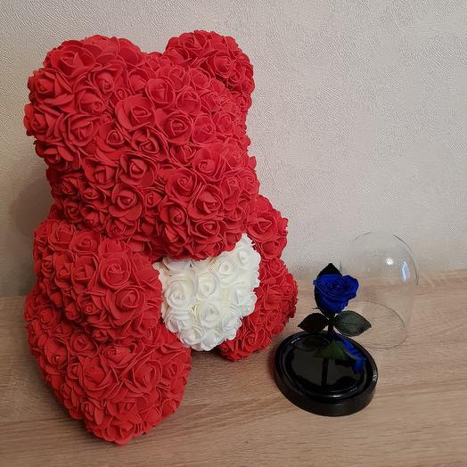 Подарочный набор 17: букеты цветов на заказ Flowwow