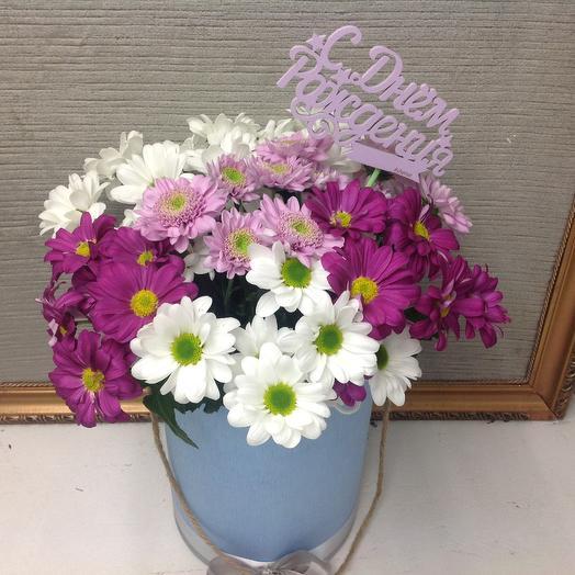 Дарю: букеты цветов на заказ Flowwow