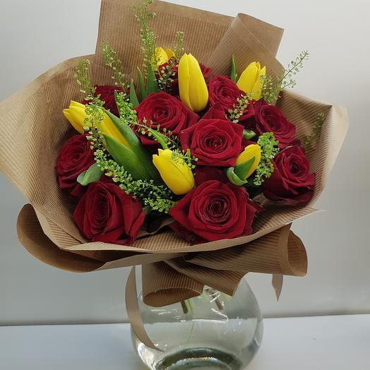 """Букет """"Для Вас"""": букеты цветов на заказ Flowwow"""