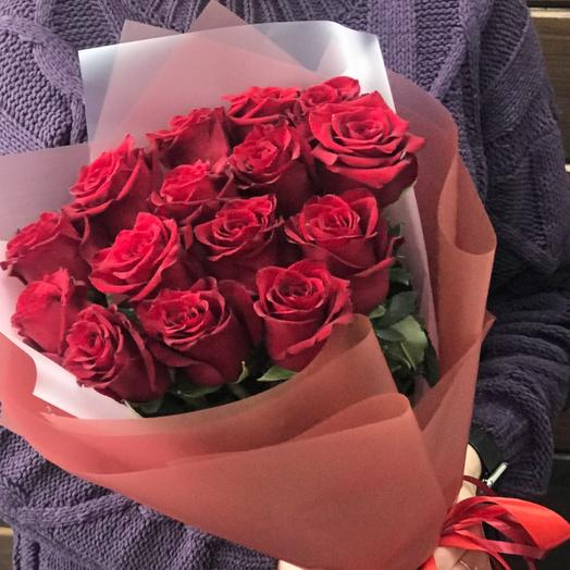 Премиум классика: букеты цветов на заказ Flowwow