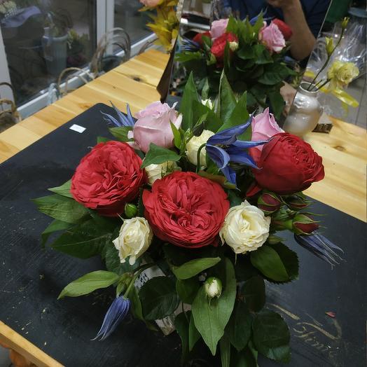 Лондон: букеты цветов на заказ Flowwow