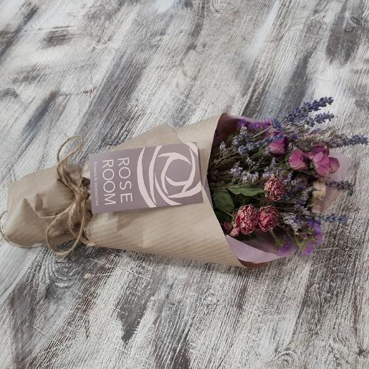 Лаванда в цвету: букеты цветов на заказ Flowwow