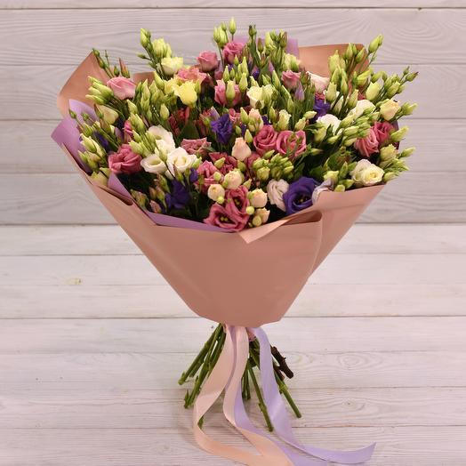 Букет Андромеда: букеты цветов на заказ Flowwow
