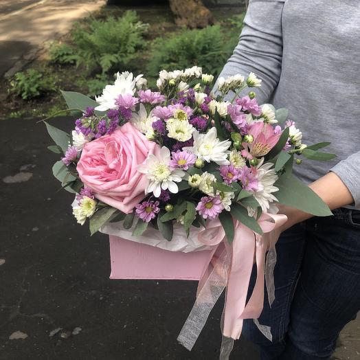 Конверт «Фреш»: букеты цветов на заказ Flowwow