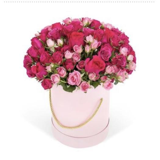 Муза: букеты цветов на заказ Flowwow