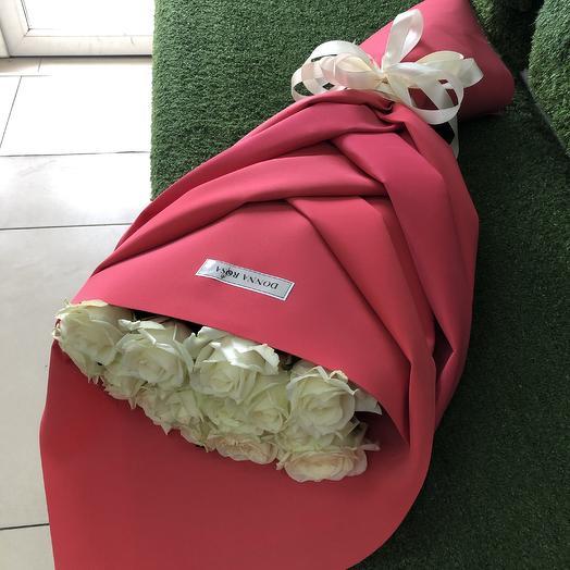 Оригами 15 роз
