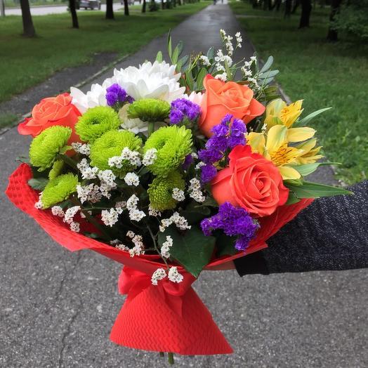 Феникс: букеты цветов на заказ Flowwow