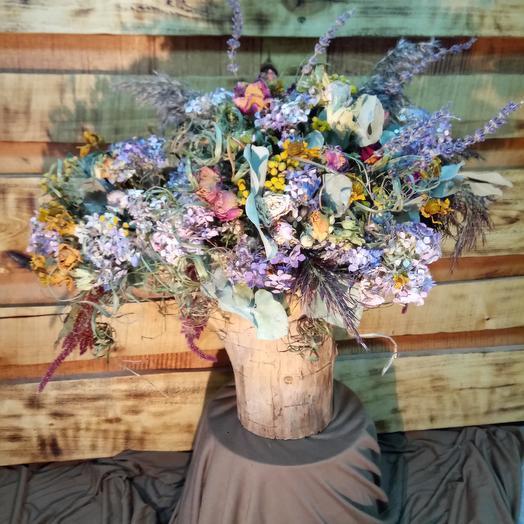 Интерьерная композиция 3: букеты цветов на заказ Flowwow