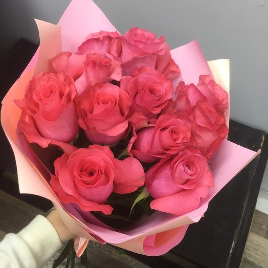 Нежность 🌸: букеты цветов на заказ Flowwow
