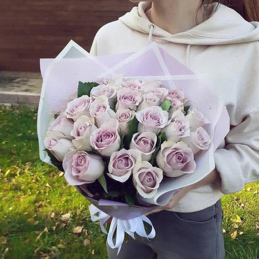 "Букет ""Сиреневый"": букеты цветов на заказ Flowwow"
