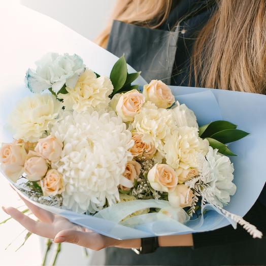 Лимонадные истории: букеты цветов на заказ Flowwow