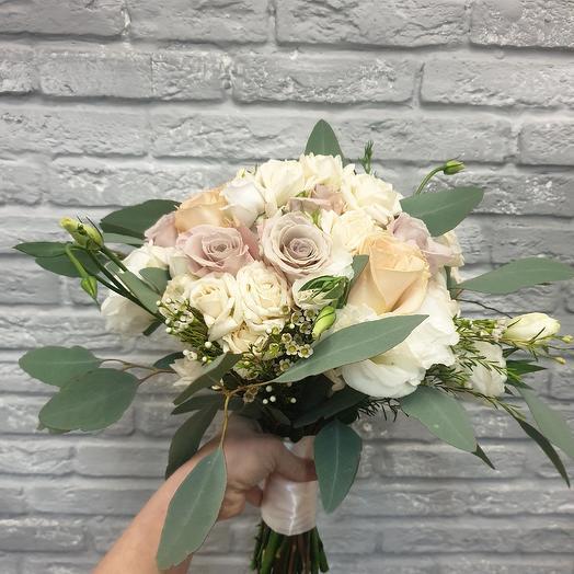 Дымчатый: букеты цветов на заказ Flowwow